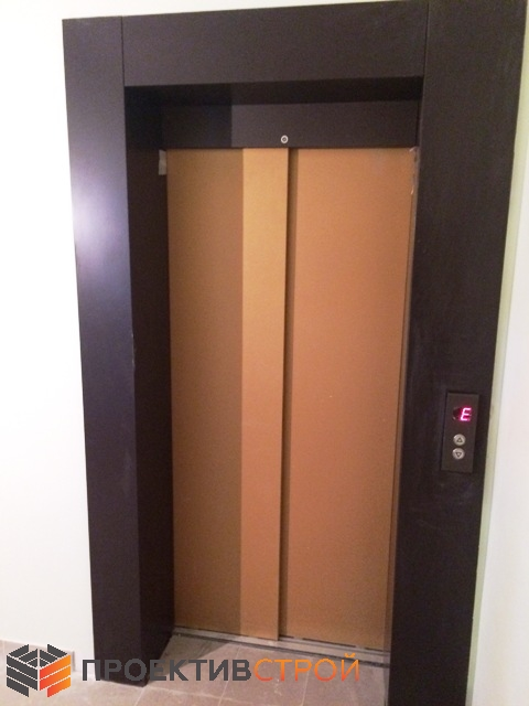 ОДШ лифта из ТЛКП